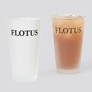 FLOTUS Drinking Glass