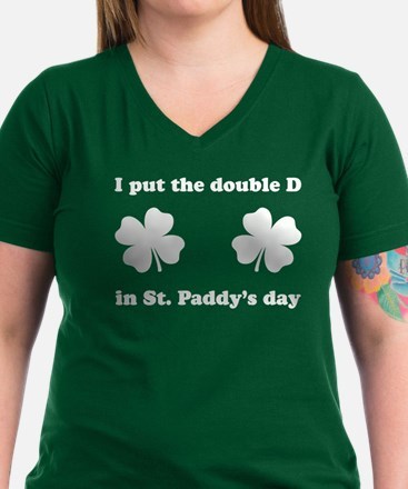 St. Paddy's Double D Shirt