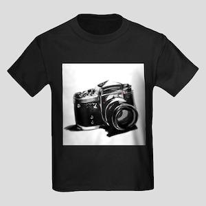 Camera Kids Dark T-Shirt
