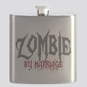 Zombie by marriage Flask