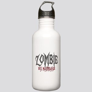 Zombie by marriage Stainless Water Bottle 1.0L