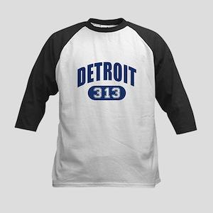 Detroit 313 Kids Baseball Jersey