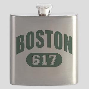 Boston 617 Flask