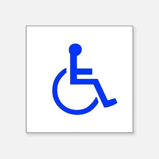 Handicapped Sticker