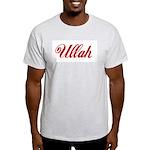 Ullah name Light T-Shirt