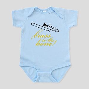Brass To The Bone Infant Bodysuit