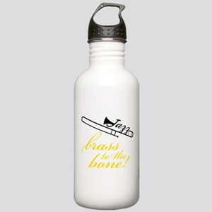 Brass To The Bone Stainless Water Bottle 1.0L