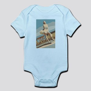 Palm Springs California Infant Bodysuit
