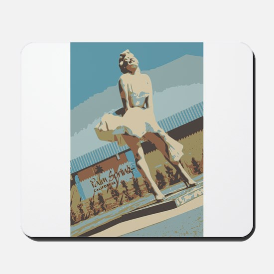 Palm Springs California Mousepad