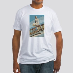 Palm Springs California Fitted T-Shirt