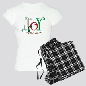 Joy To The World Women's Light Pajamas