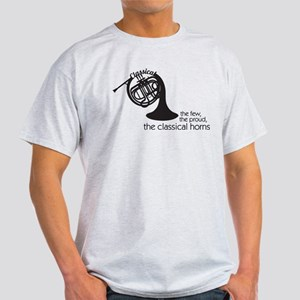 The Classical Horns Light T-Shirt