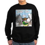 Sheep, Wolf, et al Sweatshirt (dark)