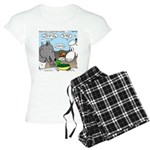 Sheep, Wolf, et al Women's Light Pajamas