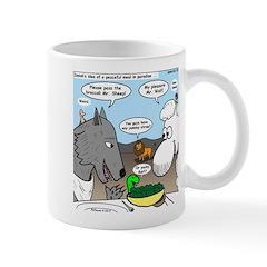 Sheep, Wolf, et al Mug