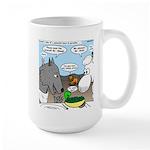 Sheep, Wolf, et al Large Mug