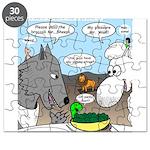 Sheep, Wolf, et al Puzzle