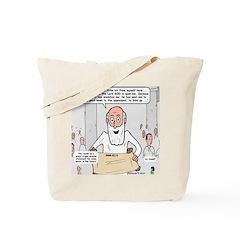 Mission Statement Tote Bag