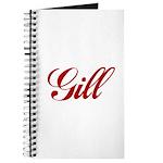 Gill name Journal
