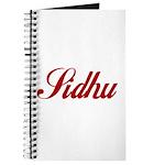 Sidhu name Journal