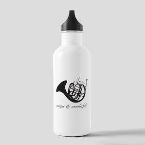 Unique & Wonderful Stainless Water Bottle 1.0L