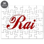 Rai name Puzzle