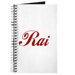 Rai name Journal