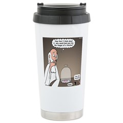 Tongue of a Teacher Stainless Steel Travel Mug