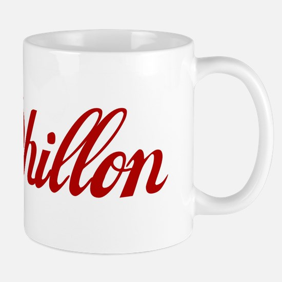 Dhillon name Mug