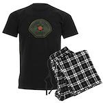 Orange County Sheriff SWAT Men's Dark Pajamas