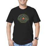 Orange County Sheriff SWAT Men's Fitted T-Shirt (d