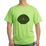 Orange County Sheriff SWAT Green T-Shirt