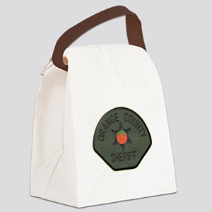 Orange County Sheriff SWAT Canvas Lunch Bag