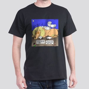 Lion and the Lamb Dark T-Shirt