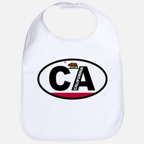 California Flag Bib