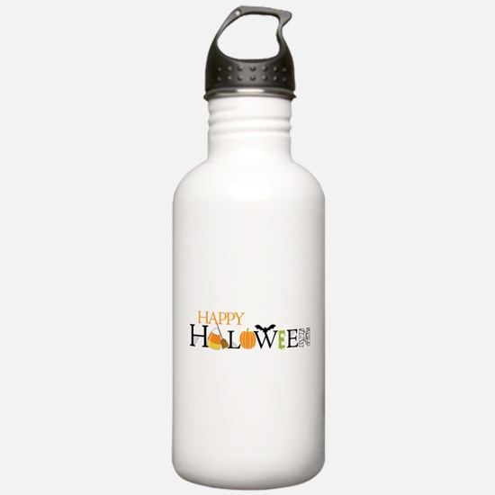 Happy Halloween Water Bottle