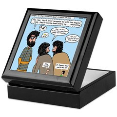 Joseph Disguised Keepsake Box