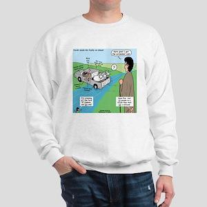 Ford of Jabbok Sweatshirt