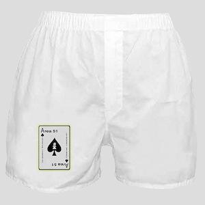 Area 51 Counter Terrorist Boxer Shorts