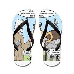Covenant Part I Flip Flops