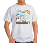 Rainbow: God's Sticky Note Light T-Shirt