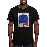 God's Science Fair Exhibit Men's Fitted T-Shirt (d