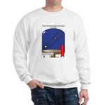 God's Science Fair Exhibit Sweatshirt