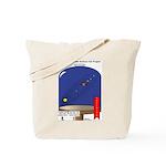 God's Science Fair Exhibit Tote Bag