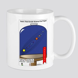 God's Science Fair Exhibit Mug