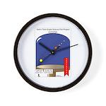 God's Science Fair Exhibit Wall Clock