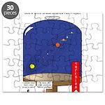 God's Science Fair Exhibit Puzzle