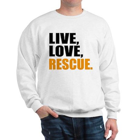 rescue Sweatshirt