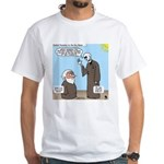 Ezekiel's Dry Bones White T-Shirt
