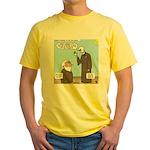 Ezekiel's Dry Bones Yellow T-Shirt